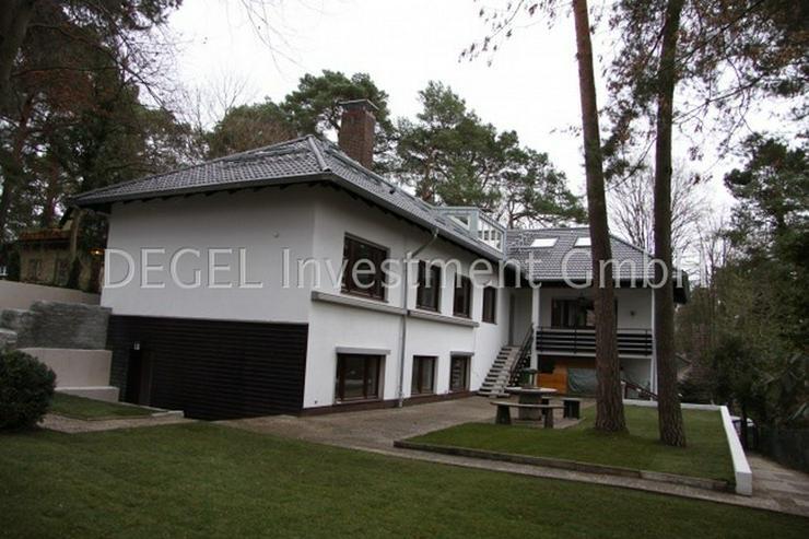 Bild 5: Anpruchsvolles Wohnen in bester Lage, Frohnau Modernisierte Villa für ein bis drei Famili...