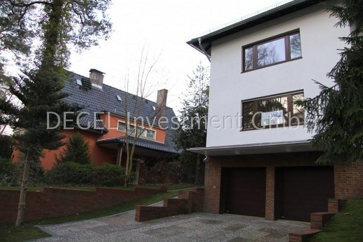 Bild 6: Anpruchsvolles Wohnen in bester Lage, Frohnau Modernisierte Villa für ein bis drei Famili...