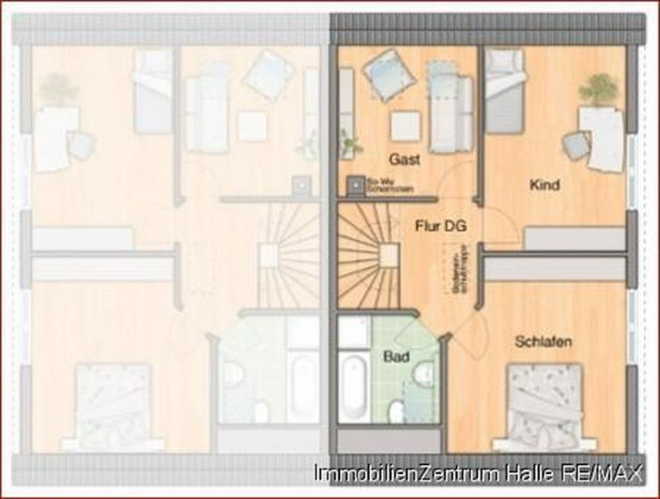 Bild 5: Nur noch 2 freie Häuser im Rosengarten - Erstbezug