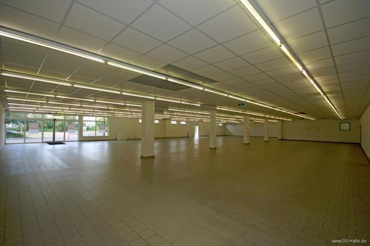 Bild 4: ca. 680 m² Verkaufsfläche im Gewerbegebiet Halle Ost