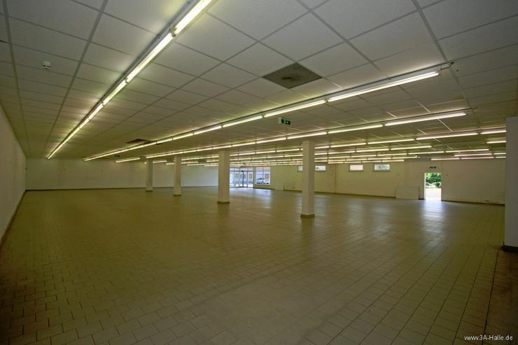 Bild 5: ca. 680 m² Verkaufsfläche im Gewerbegebiet Halle Ost