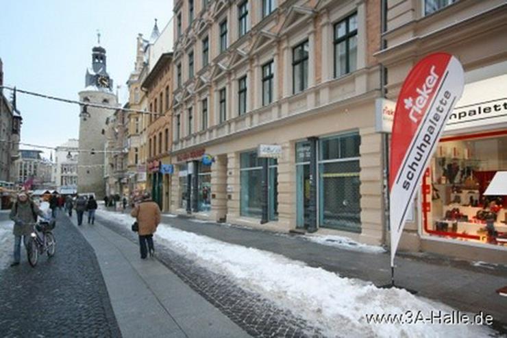 Bild 2: Leipziger Straße - Hier werden Sie gesehen