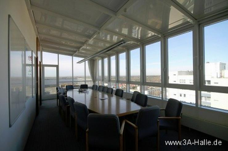 Bild 4: 820 m² Bürofläche über den Dächern von Halle