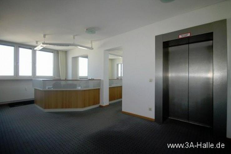 Bild 5: 820 m² Bürofläche über den Dächern von Halle