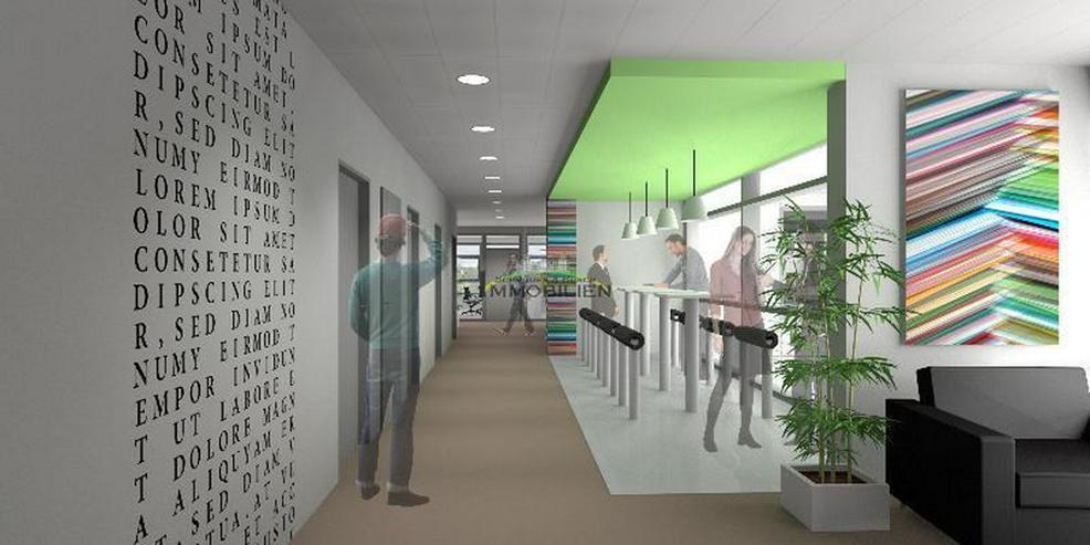 Bild 2: Hochwertige Bürofläche im Businesscenter ARCUS PARK