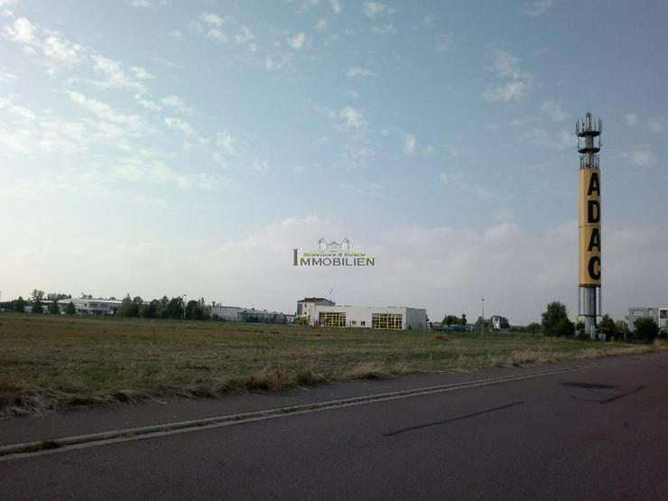 Bild 2: Interessantes Gewerbegrundstück an der BAB A9 Leipzig-West