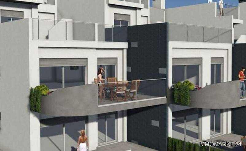 Bild 6: 3-Zimmer-Wohnungen in 1. Linie mit atemberaubendem Meerblick