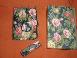 Gebraucht, Brieftasche mit Notizblock u. a. gebraucht kaufen  D-65191 Wiesbaden