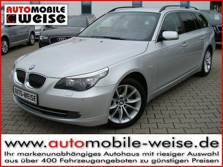 BMW 525 Touring Aut. Navi Xenon Klima+ Leder PDC