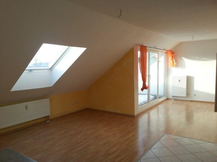 Die will ich haben - Helle freundliche Dachgeschosswohnung in zentraler Lage von Burgau - Wohnung kaufen - Bild 1