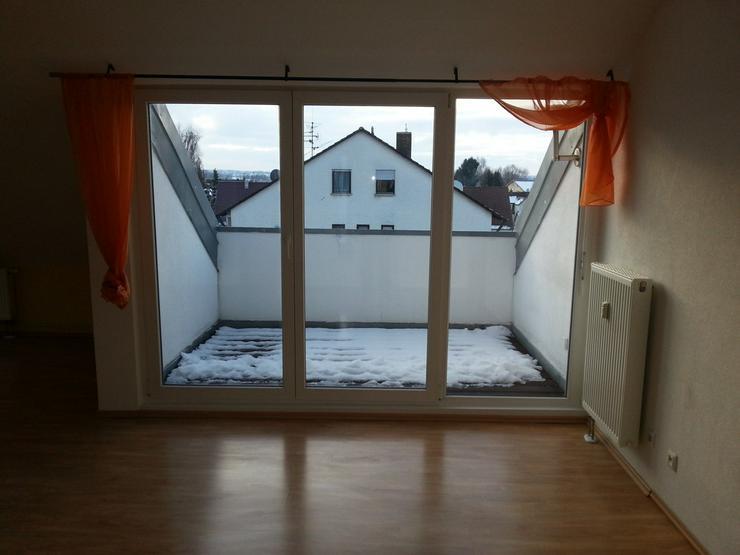 Bild 4: Die will ich haben - Helle freundliche Dachgeschosswohnung in zentraler Lage von Burgau