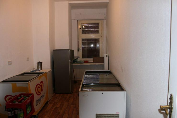 Bild 2: Gew.-R./Außenbereich Café,Gastst. Bäckerei -Eisdiele.  Denkmalschutz