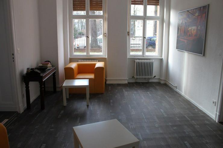 Bild 4: Gew.-R./Außenbereich Café,Gastst. Bäckerei -Eisdiele.  Denkmalschutz