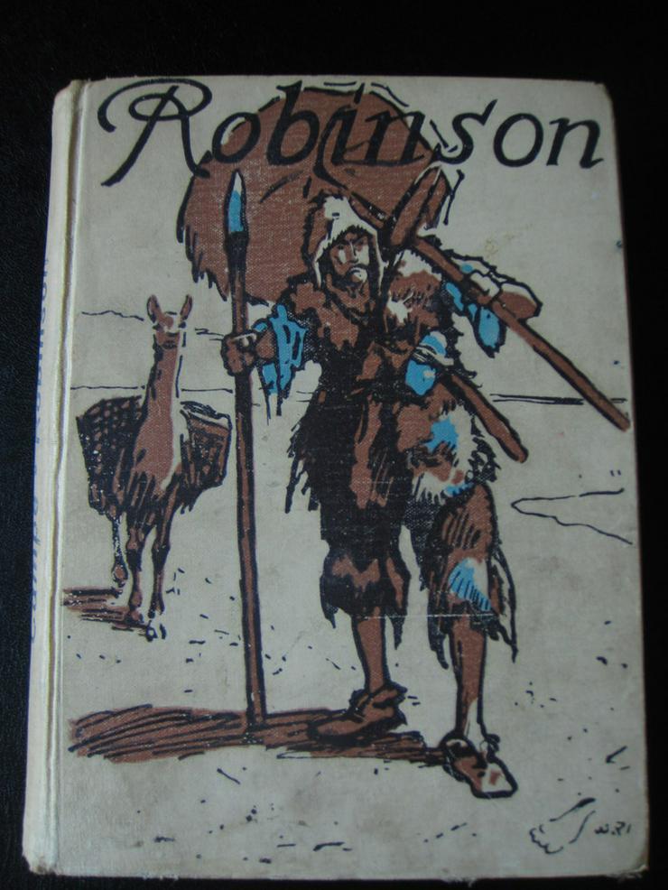 Robinson-Seine Lebensschicksale 54. Auflage