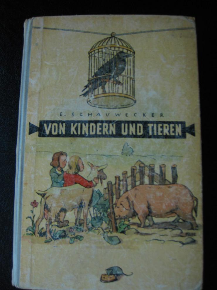Von Kindern und Tieren von Eva Schauwecker