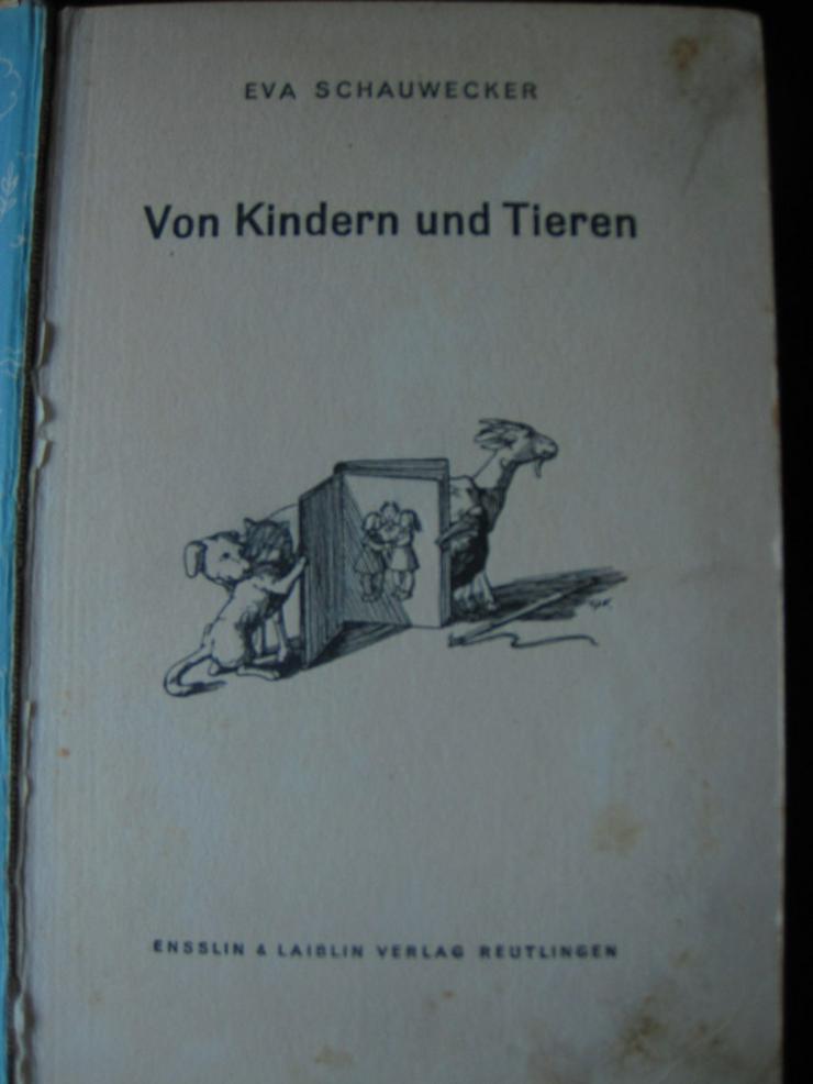 Bild 2: Von Kindern und Tieren von Eva Schauwecker