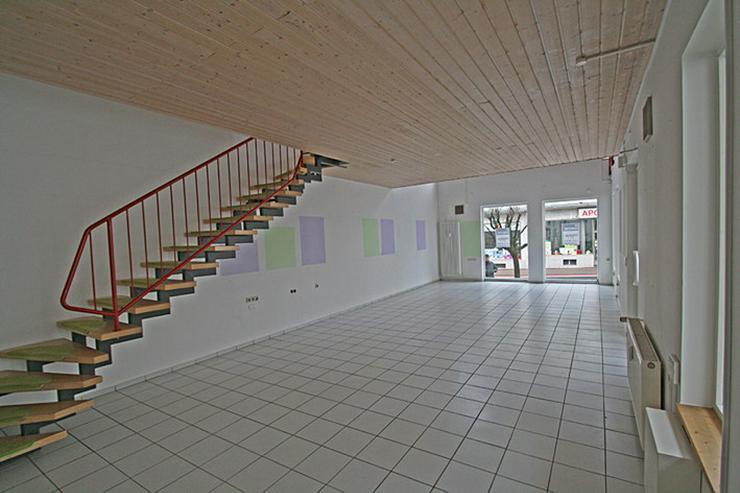 TIPP: Modernes Ladengeschäft mit Galerie und großen Fensterflächen!