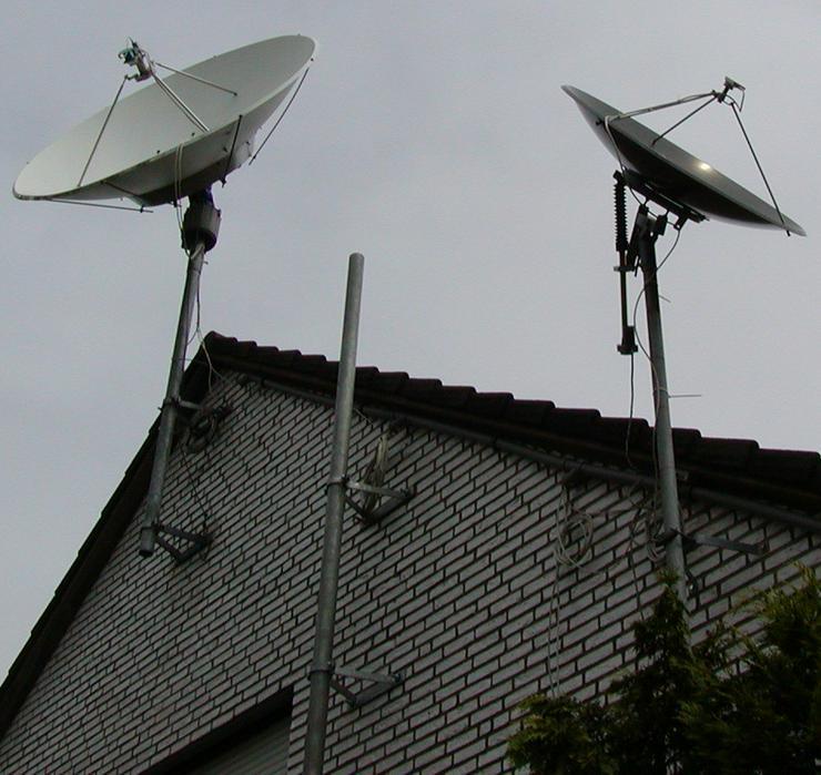 Sat-Anlagen Antennen Montage Beratung Verkauf
