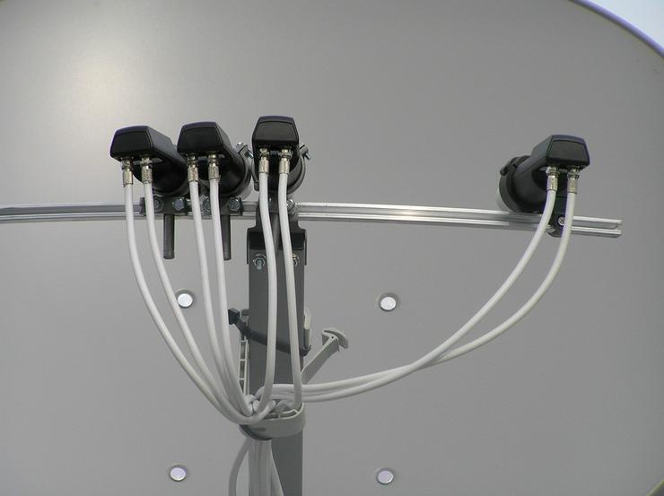 Bild 5: Sat-Anlagen Antennen Montage Beratung Verkauf