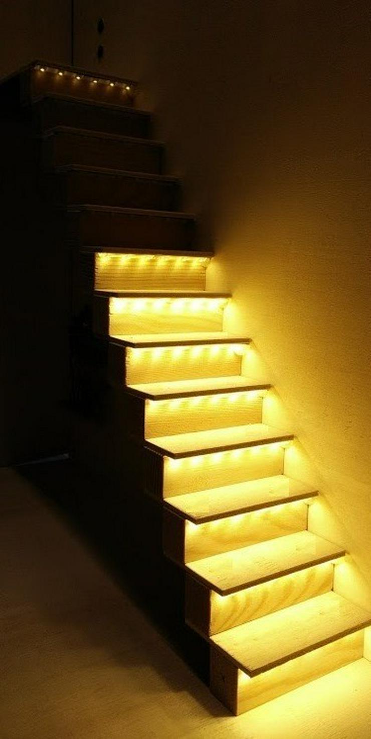 Autom. LED Treppenbeleuchtung ASLT16 Pro