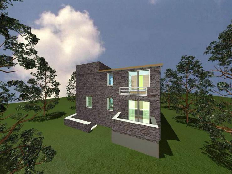 Bild 3: Neubau Natursteinhaus nahe Porto Heli