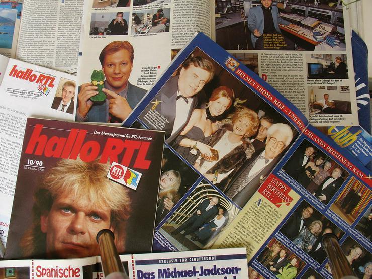 RTL - Clubzeitschriften