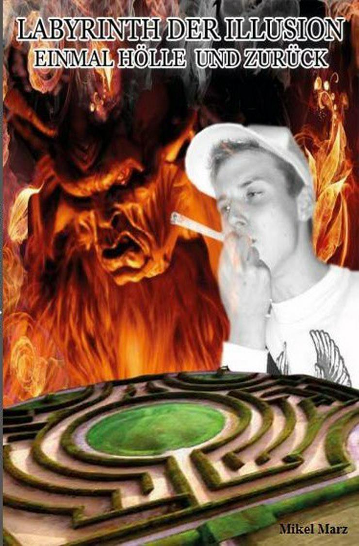 Labyrinth der Illusion von Mikel Marz