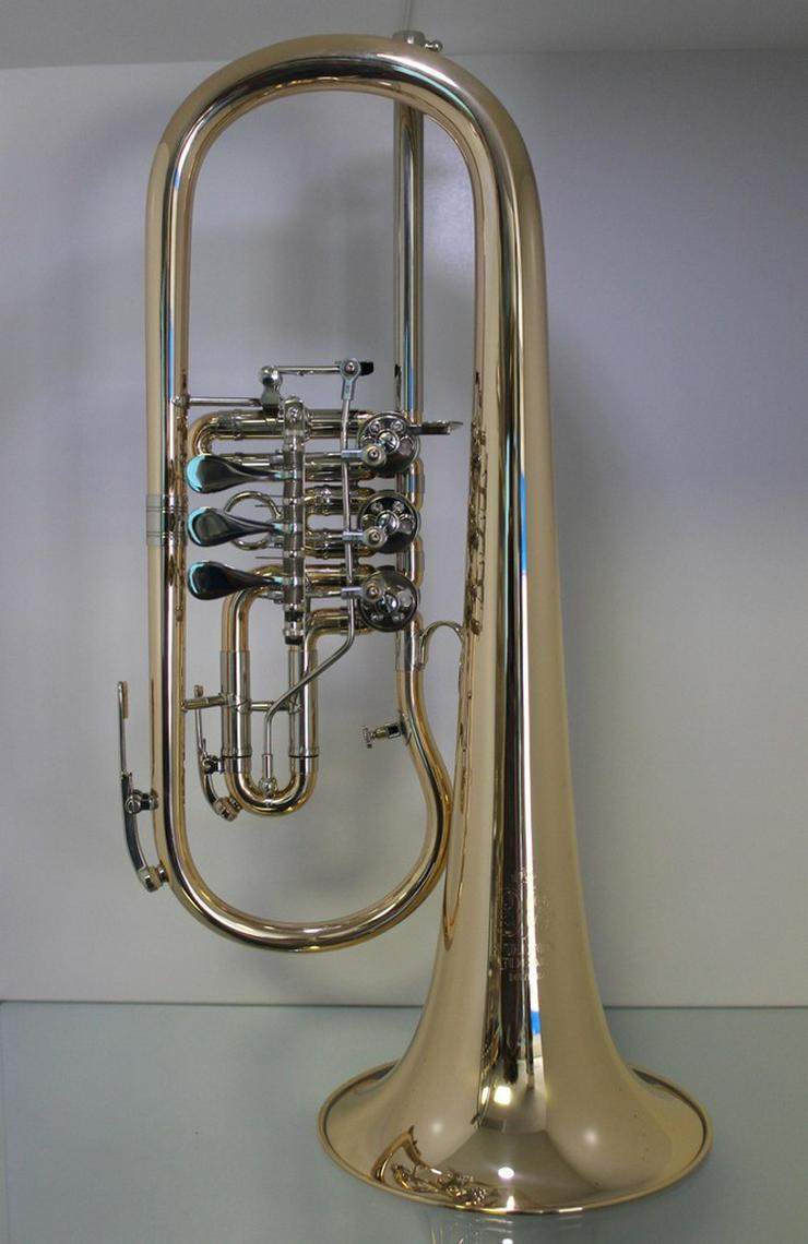 Melton Meisterwerk Flügelhorn MWF 12 T- L - Blasinstrumente - Bild 1