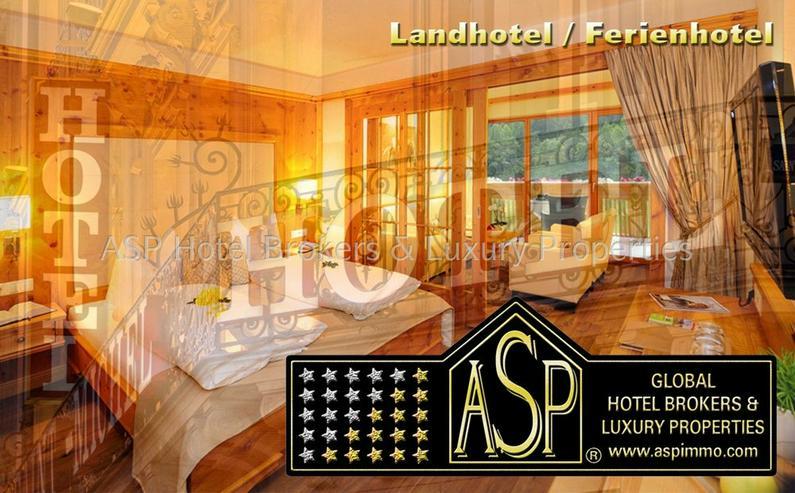 Sehr gut laufendes und renoviertes 3-Sterne-Superior Hotel in Bestlage Bayerischer Wald zu... - Gewerbeimmobilie kaufen - Bild 1