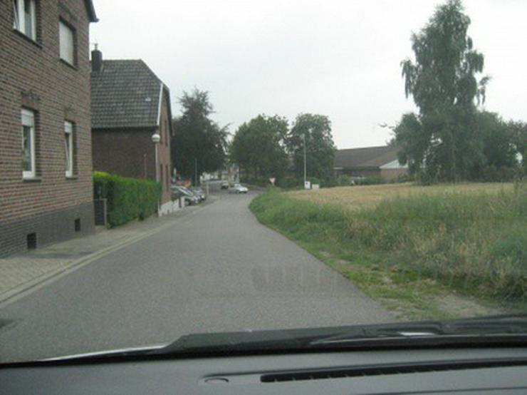Bild 2: Baugrundstück in ruhiger, zentraler Lage