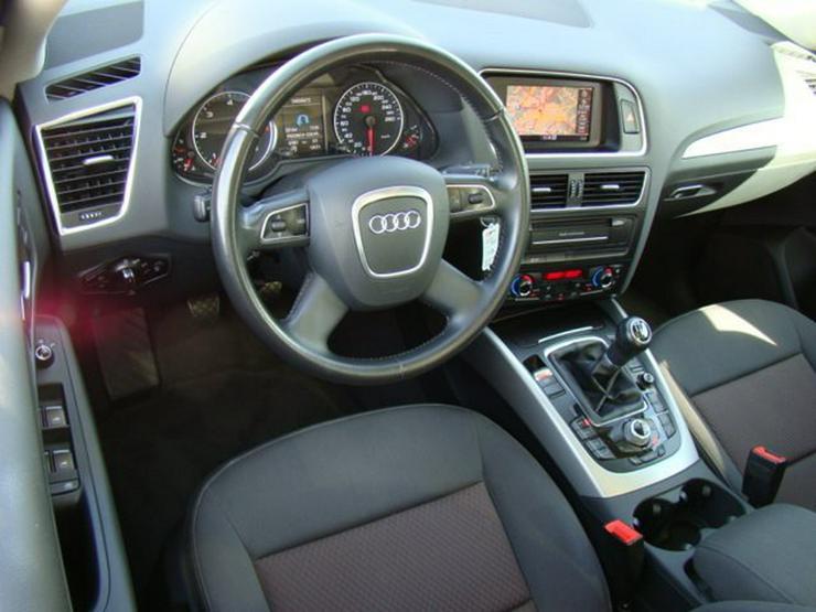 Bild 5: AUDI Q5 2.0TDI quattro Navi Panorama Xenon Klima+ 18''