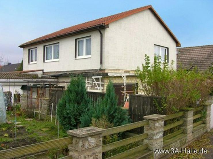 Bild 7: Zwei Häuser- Hier haben Sie Platz!!!