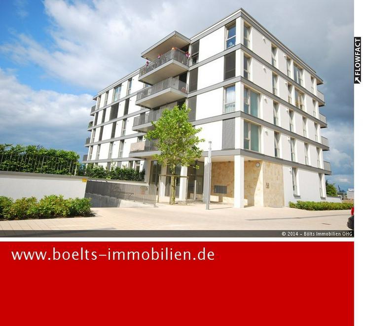 Wer die Weser liebt! Großzügige 3-Zimmer-Neubau-Wohnung an der Weser - Wohnung mieten - Bild 1