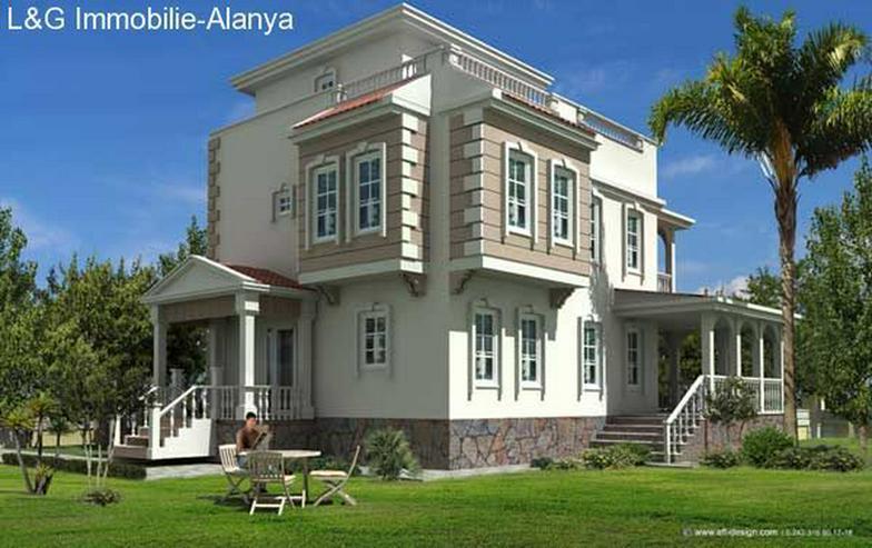 Bild 4: Traumhafter Villenpark in Alanya Avsallar, Luxus und Eleganz ein Einklang mit der Natur.