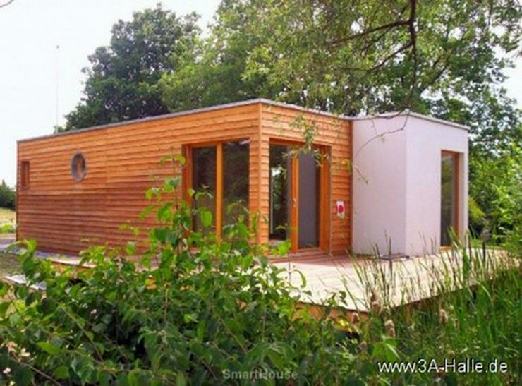Bild 2: Das Haus, das mit Dir umzieht!