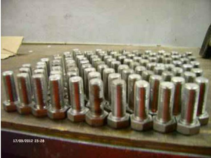 M8, M10, M12 und M16 Edelstahlschrauben - Bild 1
