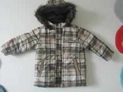 Winteranorak Gr 92 - Schneeanz�ge, Winterjacken & Regenbekleidung - Bild 1