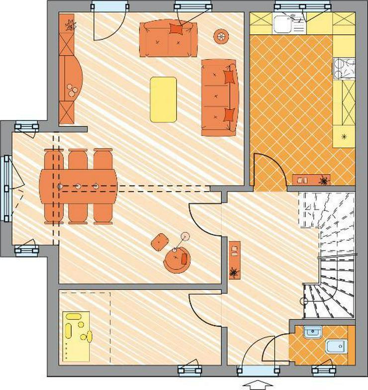 Bild 2: Doppelhaus, oder allein stehend