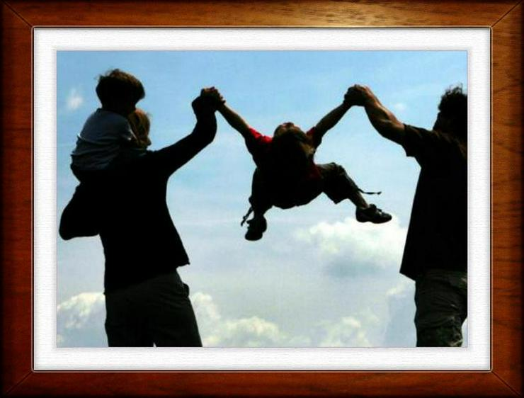 Bild 2: 1 Haus, 2 Familien, 1 Preis !!!