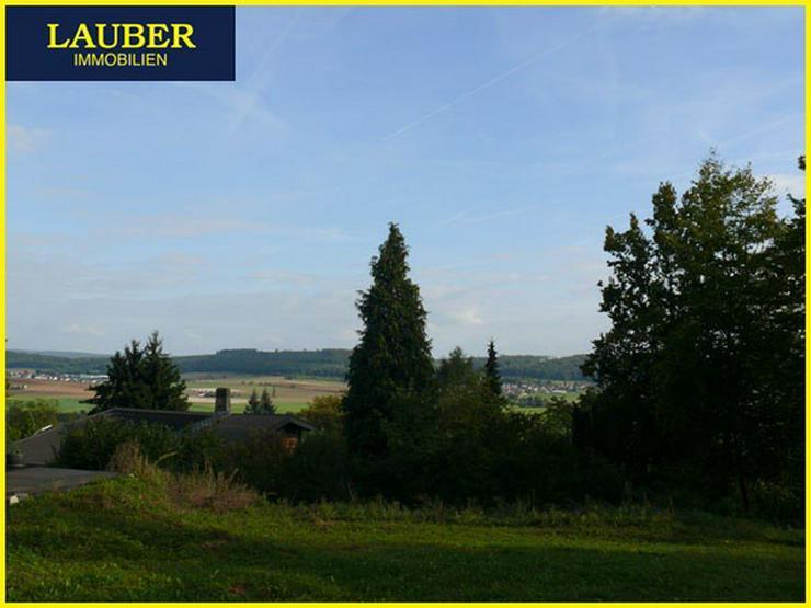 Bild 2: LAUBER IMMOBILIEN: Großes Baugrundstück mit am Waldrand, Ranstadt-Dauernheim