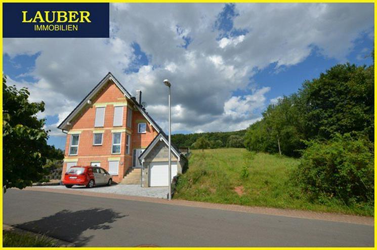 Bild 5: LAUBER IMMOBILIEN: Baugrundstück in direkter u. sonniger Feldrandlage von Geiselbach