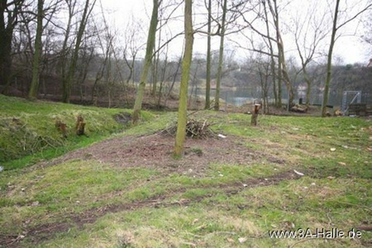 Bild 5: Ruhig und dennoch zentral gelegenes Baugrundstück mit Sondernutzung