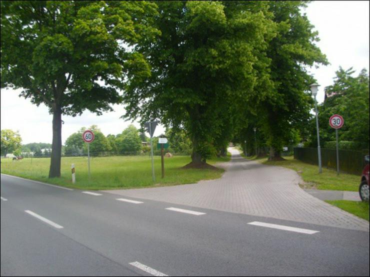 Bild 2: Preisgünstiges Bauland 10 km vor der Insel Usedom in 3 Parzellen teilbar