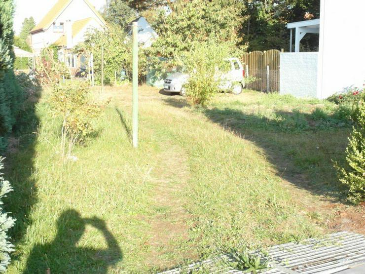 Bild 2: Baulücke nutzen! Optimal für eine Doppelhaushälfte.