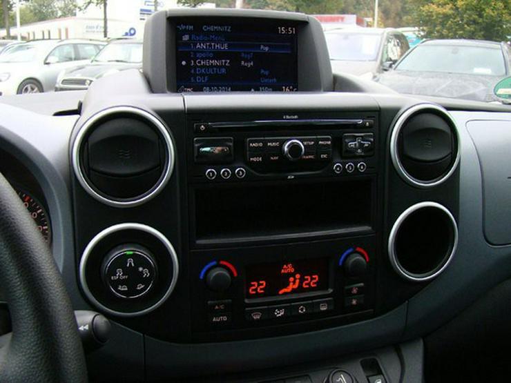 Bild 5: CITROEN Berlingo 1.6HDi 110 XTR Klimauto. Navi Sitzheizung