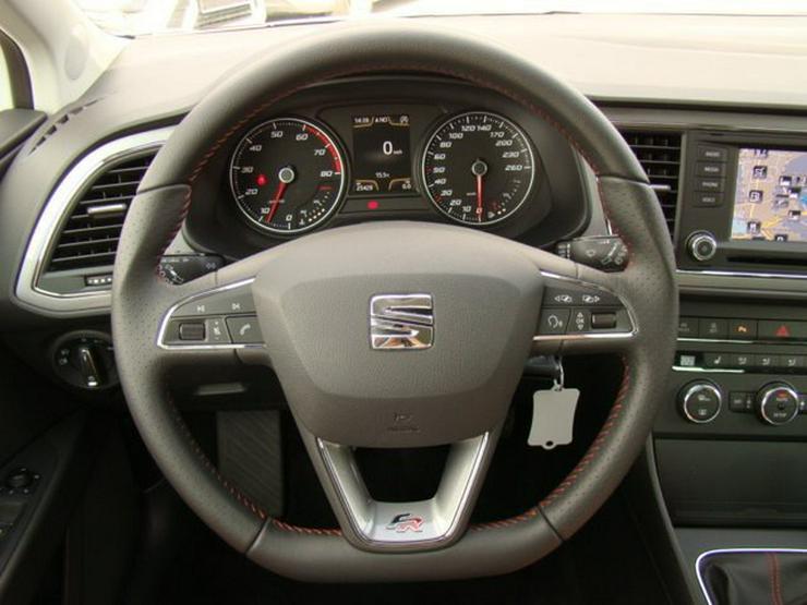 Bild 5: SEAT Leon Seat 1.4 TSI Start&Stop FR Navi LED PDC vo+hi