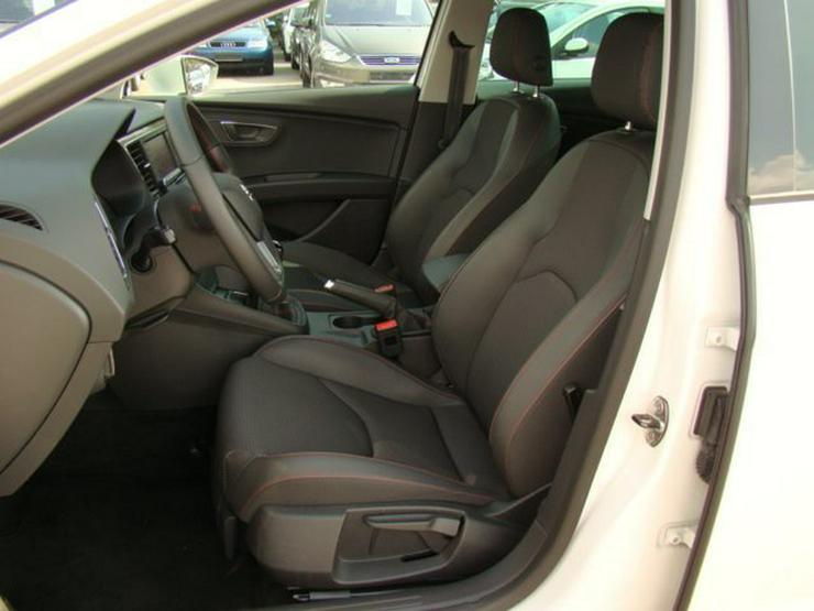 Bild 6: SEAT Leon Seat 1.4 TSI Start&Stop FR Navi LED PDC vo+hi