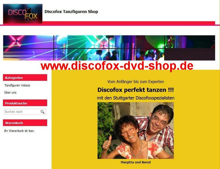 Bild 2: Discofox Kurse Discofoxkurse Lernvideos