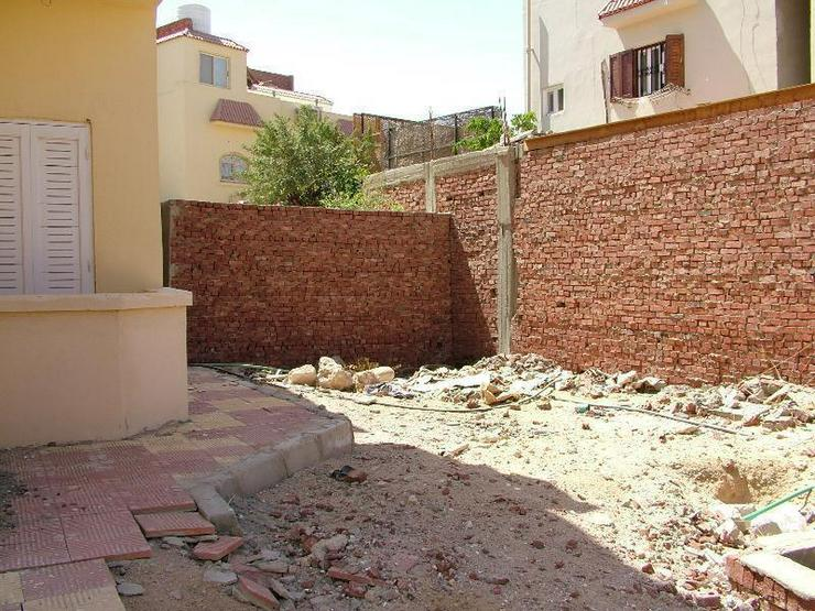 Bild 5: Fertige Villa in Mubarak 6 mit Dachterasse und Gartem