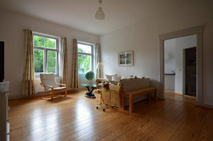 Bild 3: hochwertig ausgestattetes Apartment mit Balkon - Wohnen im Boardinghouse Rostock